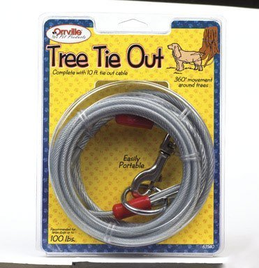 Orrco Inc Tree Tie Out 63540