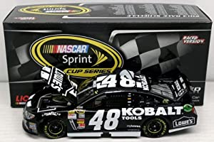 NASCAR 2013 Jimmie Johnson #48 Kobalt Party in the Poconos Raced Win Version 1 24... by Action Racing