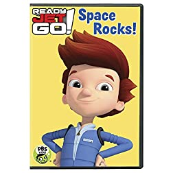 Ready Jet Go!: Space Rocks! DVD