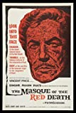img - for The Masque of The Red Death (movie tie-in) book / textbook / text book