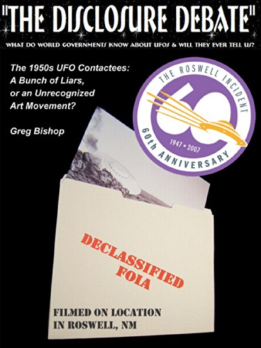 The 1950s UFO Contactees: A Bunch of Liars, or an Unrecognized Art Movement?