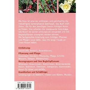 Die richtigen Rosen für meinen Garten (Ulmer Taschenbücher)