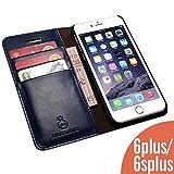 ファートーク(Fur talk)iphone6 plus/6s plus 専用本革100%手帳型ケース  シンプルデザイン マスホ手帳型ケース 本革ケース