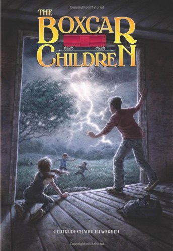 http://www.amazon.com/The-Boxcar-Children-No-Mysteries/dp/0807508527/ref=sr_1_1?ie=UTF8&qid=1406948072&sr=8-1&keywords=the+boxcar+children+book+1