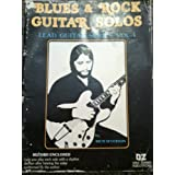 Blues & Rock Guiter Solos; Lead Guitar Series Vol.1