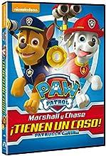 Paw Patrol (La Patrulla Canina): Marshall Y Chase Tienen Un Caso [DVD]