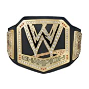 New WWE Championship Toy Title Belt