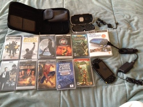 Playstation Portable Bundle