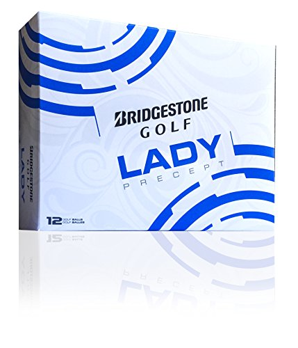 bridgestone-golf-2015-lady-precept-golf-balls-pack-of-12-white
