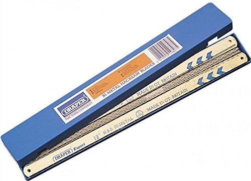 Draper Expert Box Of 50 300Mm 32 Tpi Bi-Metal Hacksaw Blades