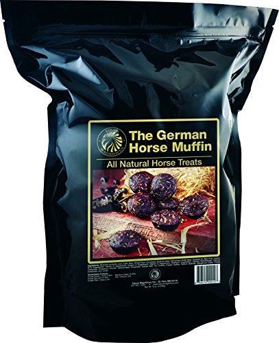 Equus Magnificus, Inc. 1001010 German Horse Muffin All Natural Horse Treats 10 Pound