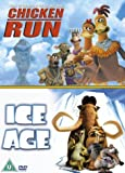 Ice Age/Chicken Run [DVD] [2002]