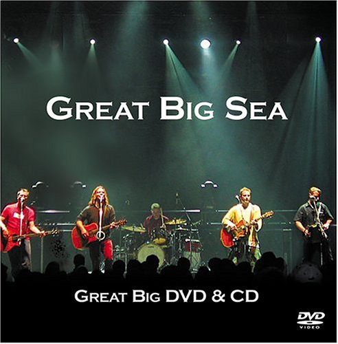Great Big Sea - Great Big Dvd & CD (W/Dvd) - Zortam Music
