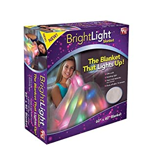- Bright Light Blanket - The Blanket that Lights Up - As seen on TV ...