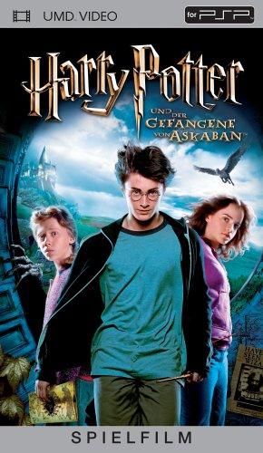 Harry Potter und der Gefangene von Askaban [UMD Universal Media Disc]
