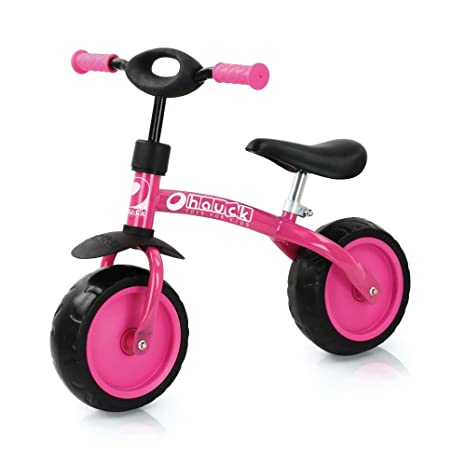 "Hauck T80704 - Rider Super Wheel 10 ""rose"