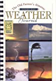 img - for The Old Farmer's Almanac Weather Journal book / textbook / text book