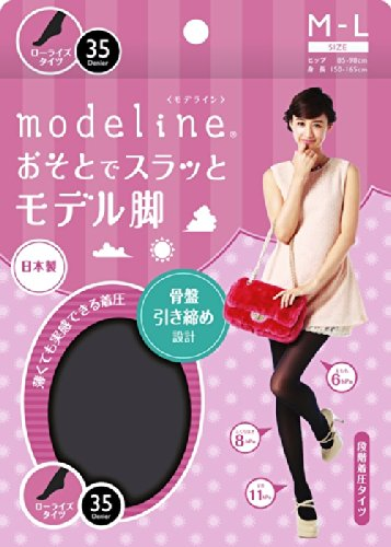 モデライン お外用タイツ 35D
