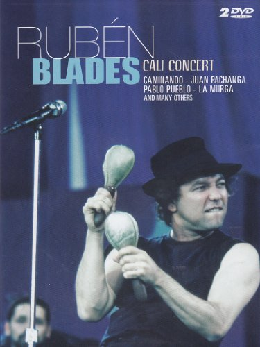 Cover art for  Ruben Blades: Cali Concert