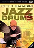 cover of Peter Magadini: Jazz Drums