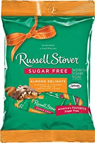 Russell Stover Sugar Free Almond Delight – Pack of 3