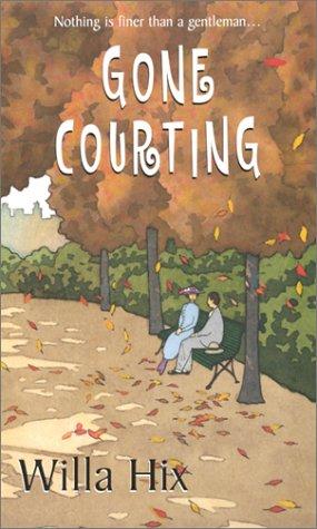 Gone Courting: The Golden Door (Zebra Ballad Romance), WILLA HIX
