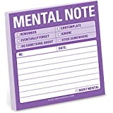 Knock Knock Sticky Mental Notes