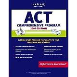 Kaplan ACT 2007 Comprehensive Program ~ Kaplan