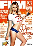 Fhm FHM Magazine December 2013 #288 Diana Vickers Cover