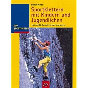 eBook Cover für  Sportklettern mit Kindern und Jugendlichen Training f uuml r Freizeit Schule und Verein