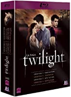 Twilight - Chapitre 1 : Fascination + Chapitre 2 : Tentation + Chapitre 3 : Hésitation + Chapitre 4 : Révélation, 1ère partie [Édition Limitée]