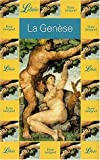 echange, troc Louis Segond - La Genèse