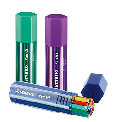 stabilo-6820-1-pen-68-big-pen-20er-box-farbig-sortiert-premium-filzstift