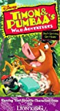 Timon & Pumbaa: Dont Get Mad [VHS]