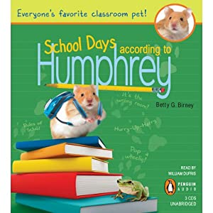 School Days According to Humphrey | [Betty G. Birney]