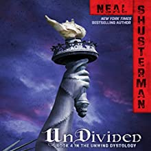 Undivided (       UNABRIDGED) by Neal Shusterman Narrated by Luke Daniels