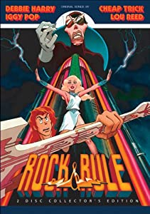 "Cover of ""Rock and Rule"""