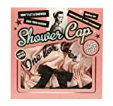 Soap And Glory Shower Cap Waterproof & Satin-Wrapped