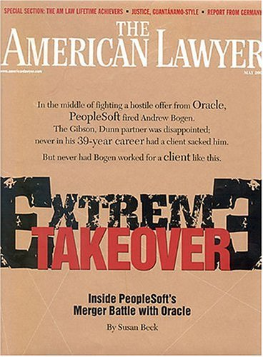 The American Lawyer, Mr. Media Interviews