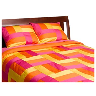 Tommy hilfiger twister day chino twin - Pink and yellow comforter ...