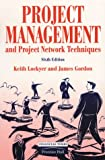 img - for Project Management and Project Network Techniques book / textbook / text book