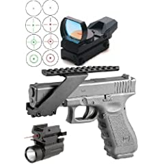 Ultimate Arms Gear Tactical Combo Combination Package Kit Set Pistol Includes... by Ultimate Arms Gear