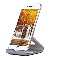 Mobilegear Portable Aluminum Universal Mobile Dock Mount Holder For Smartphones & 7