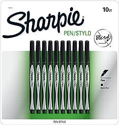 Sharpie Black Ink Porous Point Pen (1744769)