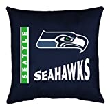 Seattle Seahawks Locker Room Pillow (18x18) NFL at Amazon.com