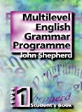 Megp: 1 Sb (No Key) Multilevel English (0132387263) by Shepherd, John