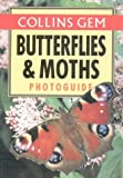 Butterflies and Moths (Collins Gem Photoguide) (0004707575) by Chinery, Michael