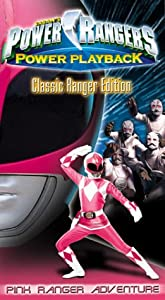 Power Rangers: Pink Ranger Adventure [VHS]