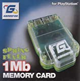 1 MB Memory Card - Spring Fever