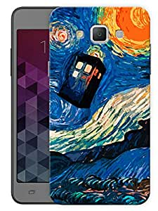 "Humor Gang Abstract Phone Booth Printed Designer Mobile Back Cover For ""Samsung Galaxy j7"" (3D, Matte, Premium Quality Snap On Case)"